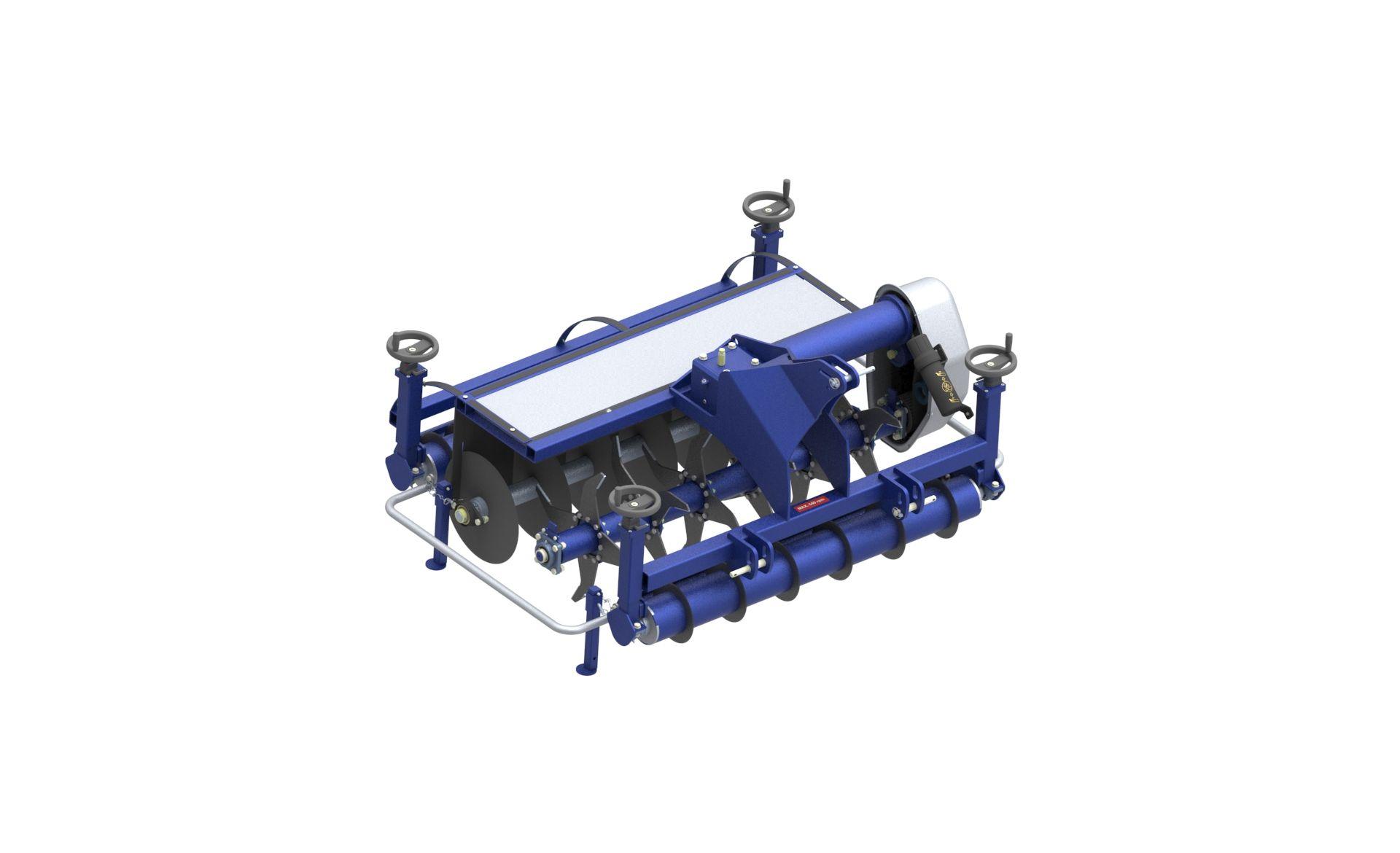 Urządzenie specjalistyczne KORO® Recycling Dresser