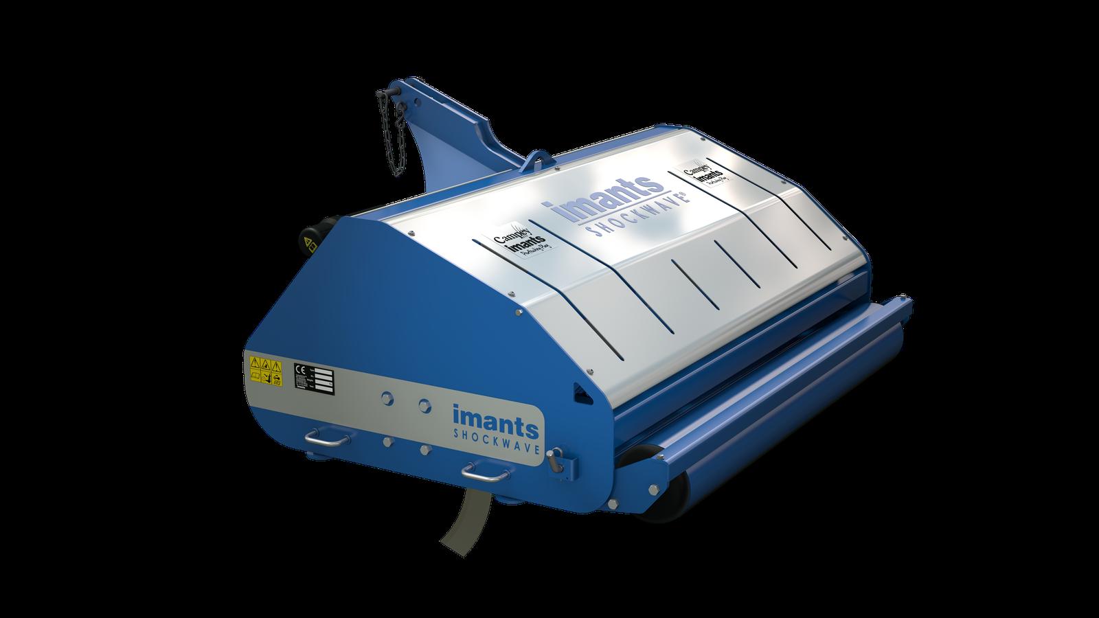 Dekompaktor liniowy IMANTS ShockWave