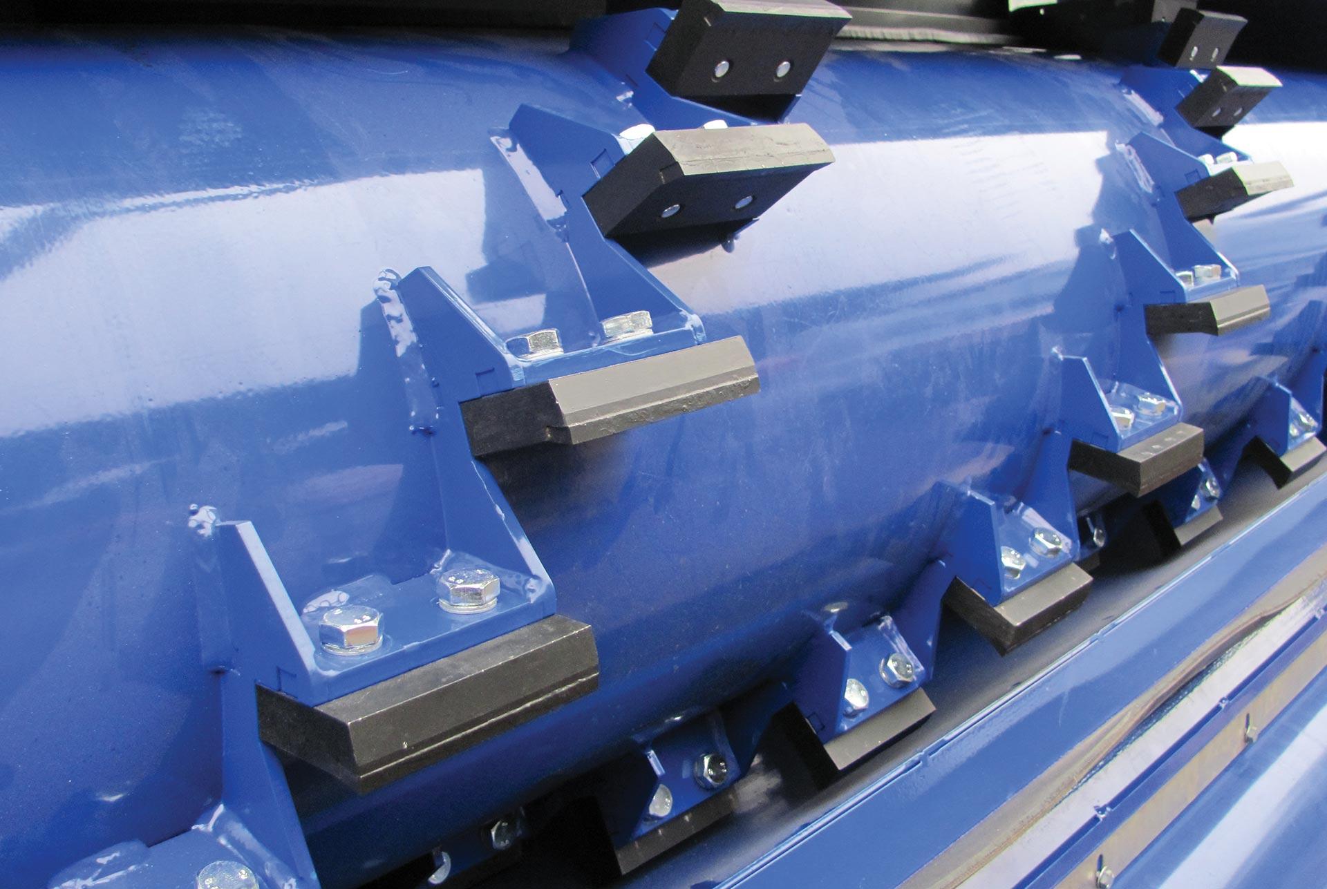 Urządzenie specjalistyczne KORO® TERRAPLANE® Rotor